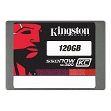 KINGSTON SSDNow KC300 Series 120GB [SKC300S37A/120G] - Ssd Sata 2.5 Inch